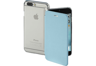 Clear Bookcover Apple iPhone 7 Plus High-Tech-Polyurethan (PU)/Kunststoff Lichtblau