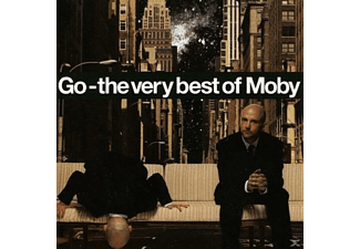 Moby - GO - THE VERY BEST OF - (CD)
