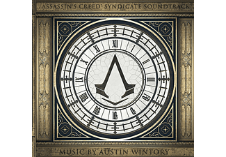 Austin Wintory, OST/VARIOUS - Assassin's Creed Syndicate (Ost) [CD]