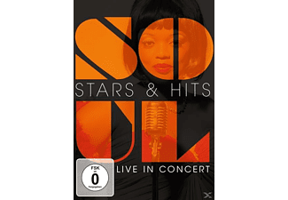 VARIOUS - Soul Stars & Hits-Live In Concert - (DVD)