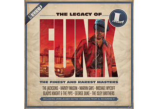 VARIOUS - The Legacy of Funk - (Vinyl)