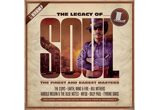 VARIOUS - The Legacy of Soul [Vinyl]