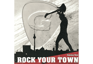 Jimmy Gee - Rock Your Town - (CD)