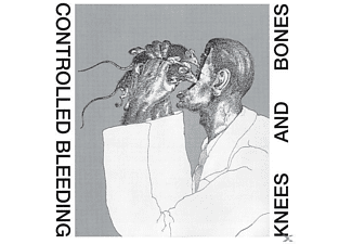 Controlled Bleeding - Knees & Bones - (Vinyl)