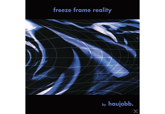 Haujobb - Freeze Frame Reality (Grey Vinyl) - (Vinyl)