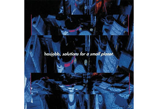 Haujobb - Solutions For A Small Planet (Blue [Vinyl]