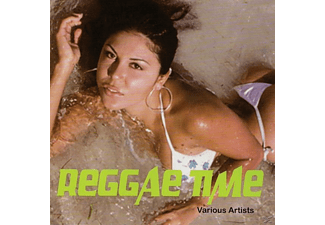 VARIOUS - Reggae Time - (CD)