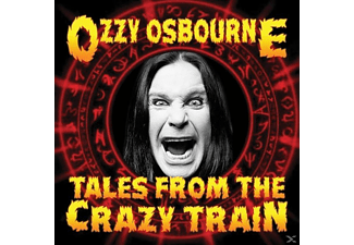 Ozzy Osbourne - Tales From The Crazy Train - (CD)