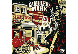 Gamblers Mark - The Last Chance Saloon - (Vinyl)