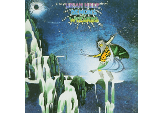 Uriah Heep - Demons & Wizards - (CD)