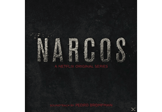 Pedro Bromfman - Narcos-Original Soundtrack (Red-Black 2LP) [Vinyl]