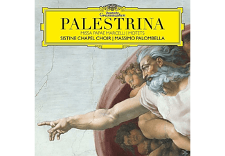 The Sistine Chapel Choir - Palestrina [CD]