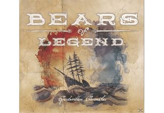 Bears Of Legend - Ghostwritten Chronicles - (CD)