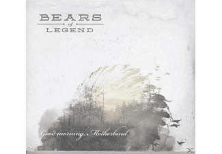 Bears Of Legend - Goodmorning Motherland - (CD)