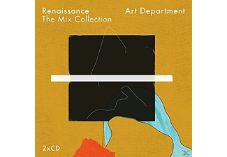 Art Department - Renaissance The Mix Collection - (CD)