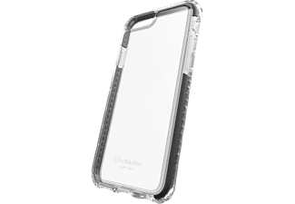 CELLULAR LINE 37484, Apple, Backcover, iPhone 6, iPhone 6s, Thermoplastisches Polyurethan/Versaflex™/Polycarbonat, Schwarz