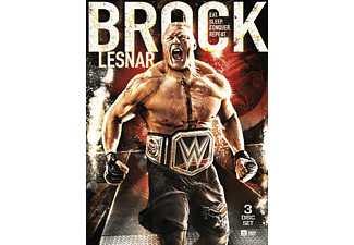 Brock Lesnar-Eat,Sleep,Conquer,Repeat - (DVD)