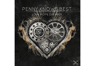 Penny Knows Best - Love.Hope.Despair - (CD)