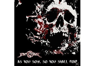 Proke - As you sow,so you shall reap - (CD)