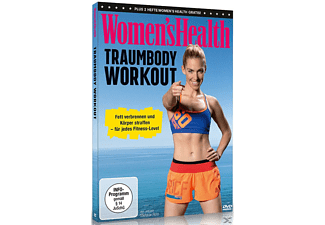 Women's Health - Traumbody Workout - Fett verbrennen & Körper straffen [DVD]