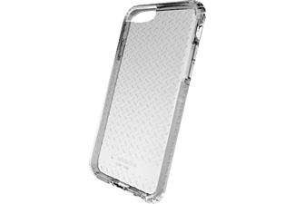 CELLULAR LINE 37483 Backcover Apple iPhone 6, iPhone 6s Thermoplastisches Polyurethan/Versaflex™/Polycarbonat Schwarz