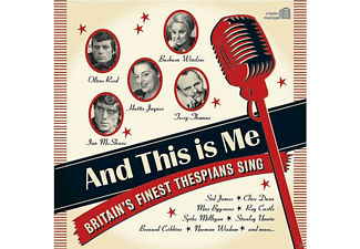 VARIOUS - Britain's Finest Thespians Sing... [CD]