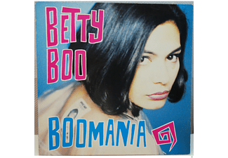 Betty Boo - Boomania (Expanded+Remastered 2CD Deluxe Ed.) - (CD)