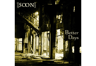 Soon - Better Days [CD]