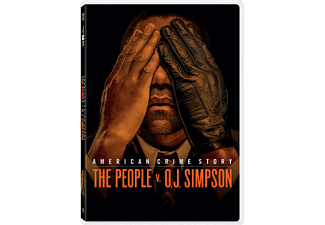 The People v. O.J. Simpson: American Crime Story Drama DVD