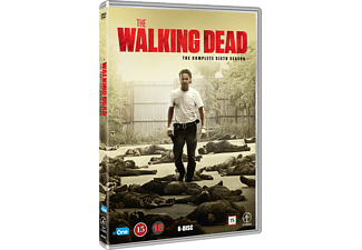 The Walking Dead S6 Skräck DVD
