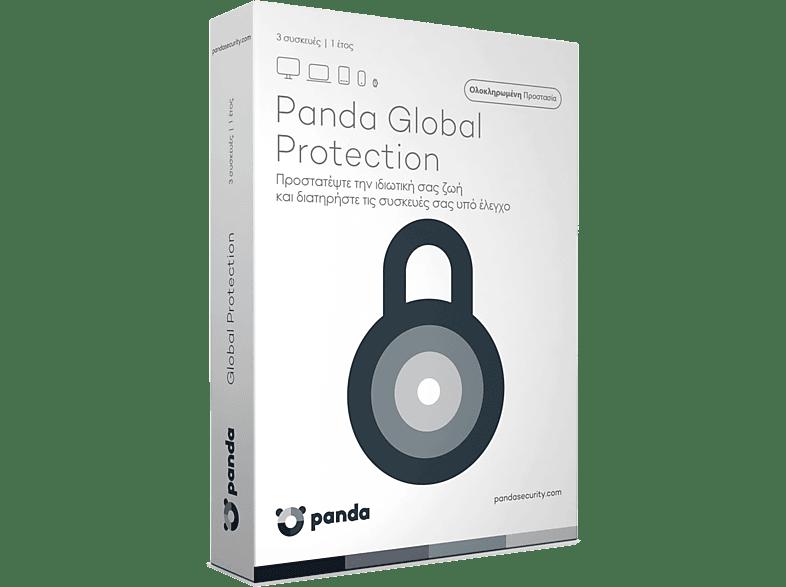 Global Protection (3 συσκευές, 1 έτος) computing   tablets   offline software προγράμματα προστασίας laptop  tablet  co