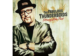 The Fabulous Thunderbirds - Strong Like That - (CD)