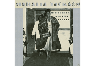 Mahalia Jackson - Moving On Up A Little Higher - (CD)