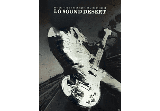Film - Lo Sound Desert-A Film By Jörg ST - (DVD)