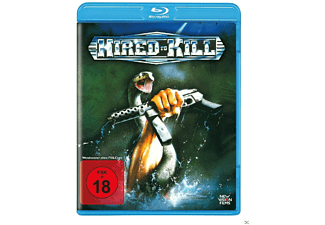- Hired To Kill [Blu-ray]