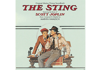 Marvin Hamlisch - The Sting - (CD)
