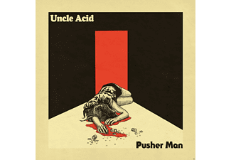 Uncle Acid - 7-PUSHER MAN [Vinyl]
