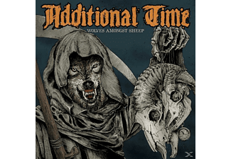 Additional Time - Wolves Amongst Sheep (LTD White Vinyl) [Vinyl]