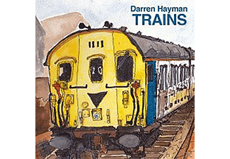 Darren Hayman - TRAIN SONGS (PLUS 8 TRACK CD) [Vinyl]