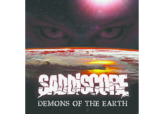 Saddiscore - Demons Of The Earth [CD]