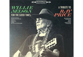 Willie Nelson -  For The Good Times: A Tribute To Ray Price [CD]
