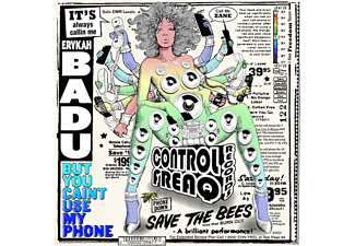 Erykah Badu - But You Caint Use My Phone (Vinyl) [Vinyl]