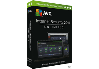AVG Internet Security 2017 - Unlimited