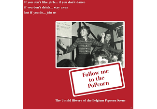 VARIOUS - Follow Me To The Popcorn (2LP+MP3) - (LP + Download)
