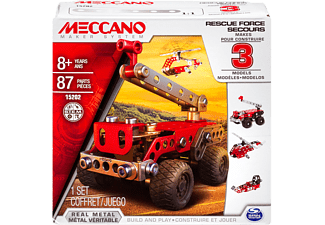 MECCANO 3 Model Set - Rescue Force - (91784)