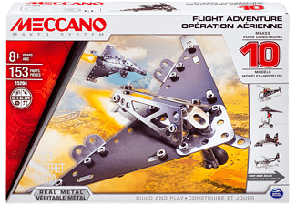 MECCANO 10 Model Set - Flight Adventure - (91786)