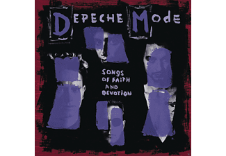 Depeche Mode - Songs Of Faith and Devotion - (Vinyl)