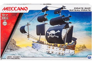 MECCANO Pirate Ship - (91781)
