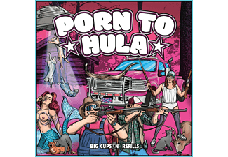 Porn To Hula - Big Cups 'N' Refills (LP+MP3) - (LP + Download)