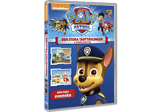 Paw Patrol Vol 7 Animation / Tecknat DVD